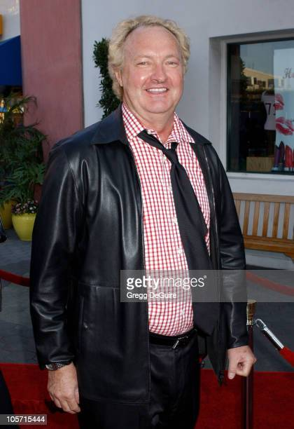 Randy Quaid during Cinderella Man Los Angeles Premiere Arrivals at The Gibson Amphitheatre in Universal City California United States