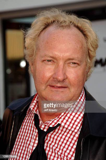 Randy Quaid during Cinderella Man Los Angeles Premiere at Gibsob Amphitheater in Universal City California United States