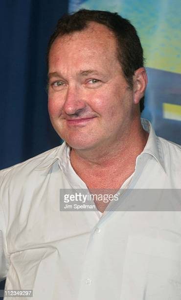 Randy Quaid during Fox Television 20022003 Upfront Party Arrivals at Pier 88 in New York City New York United States