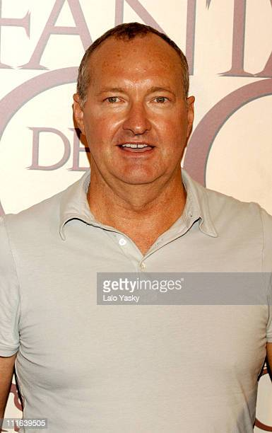 Randy Quaid during Goya's Ghosts Photocall in Madrid at Ritz Hotel in Madrid Spain