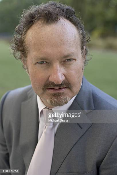 Randy Quaid during Photo Session with Randy Quaid Screening of Goya's Ghost at Getty Center in Los Angeles California United States