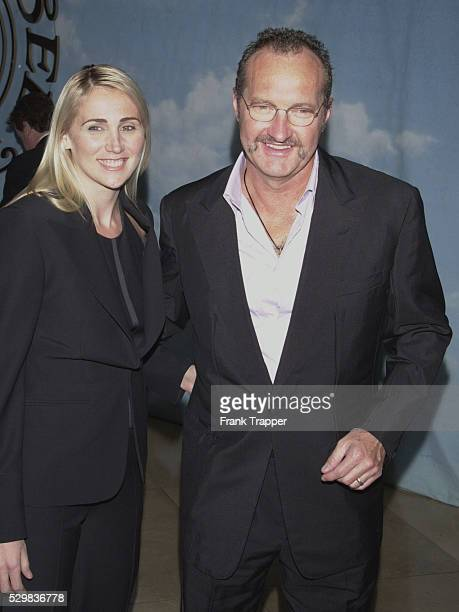 Randy Quaid with his wife