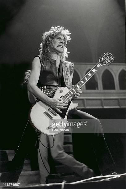 Randy Rhoads on 1/24/82 in Chicago Il