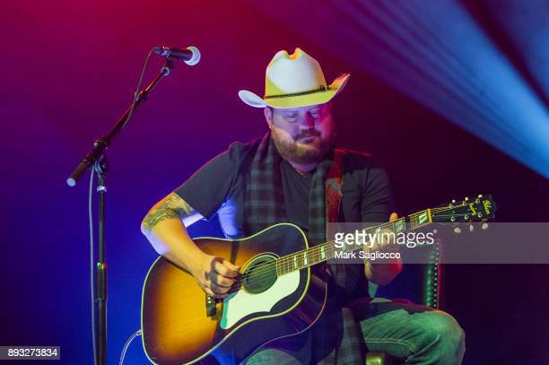 Randy Rogers performs at The Town Hall on December 14 2017 in New York City