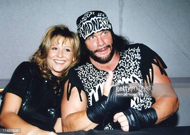 Randy Savage and Miss Elizabeth get together in Charlotte North Carolina circa 1998