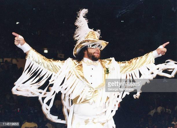 Randy Savage in New York City circa 1991