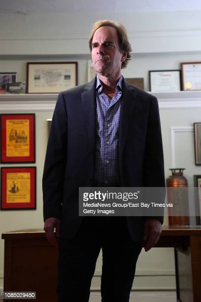 Randy Shaw executive director of the Tenderloin Housing Clinic and author of the new book Generation Priced Out is photographed on Wednesday Dec 12...