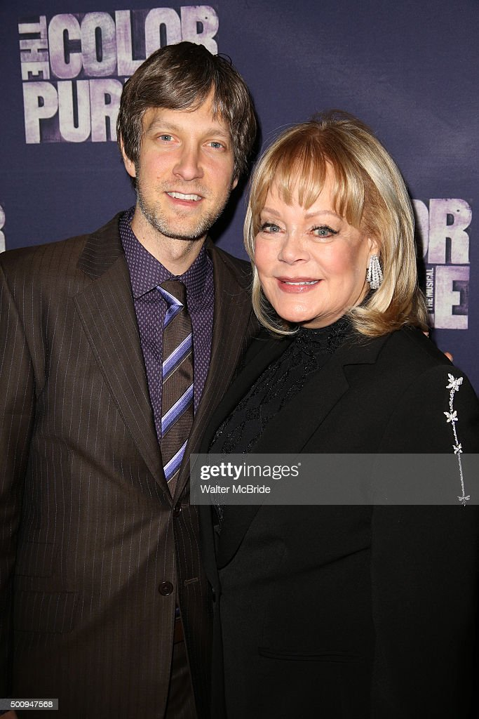 """""""The Color Purple"""" Broadway Opening Night - Arrivals And Curtain Call : News Photo"""