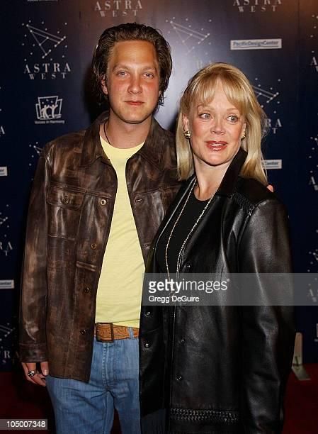 Randy Spelling mom Candy Spelling during Astra West Grand Opening Arrivals at Astra West in West Hollywood California United States