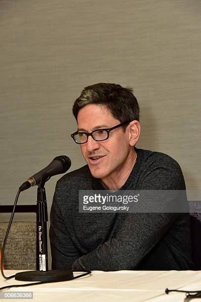 Randy Weiner attends BroadwayCon: All The World's A Stage, With Panelists Bonnie Comley, Leah Lane, Randy Weiner, Anita Durst, Kevin Hayes at New...