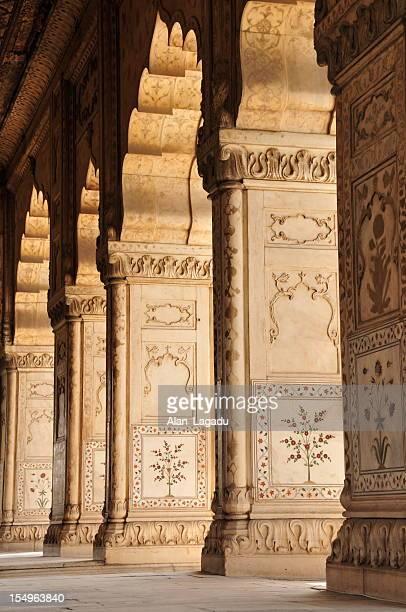 Rang Mahal,Red Fort,New Delhi,India.