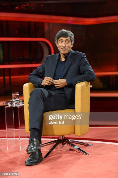 Ranga Yogeshwar in der ARDTalkshow GÜNTHER JAUCH am in Berlin Flüchtlingsrepublik Deutschland Ð Wo liegen unsere Grenzen