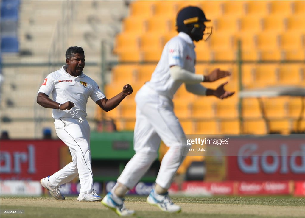 Pakistan v Sri Lanka - 1st Test : News Photo