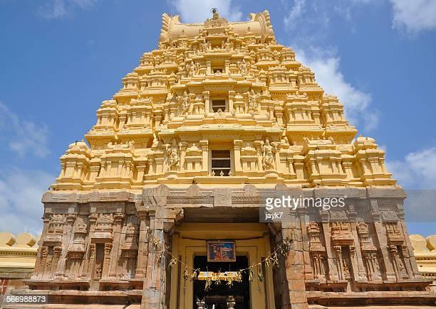 ranganathaswamy temple - mysore - fotografias e filmes do acervo