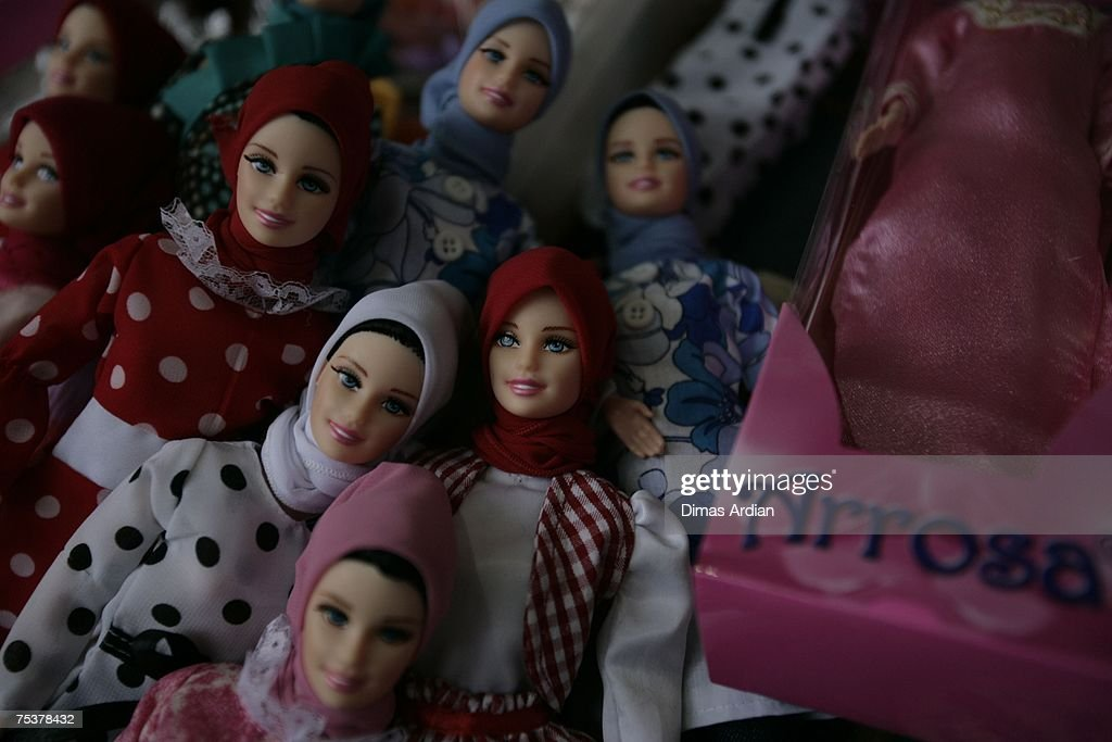 Muslim Doll Gains Popularity In Indonesia : News Photo