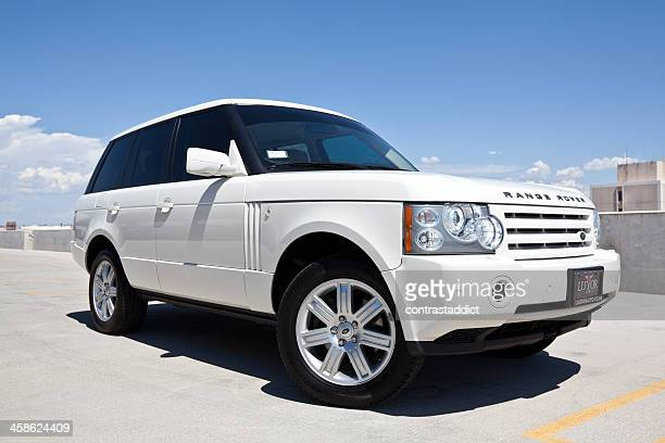 2008 range rover. - range rover stock pictures, royalty-free photos & images