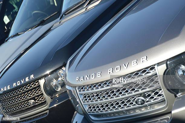 range rover - range rover stock pictures, royalty-free photos & images
