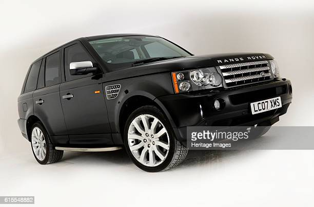 Range Rover Sport Artist Unknown
