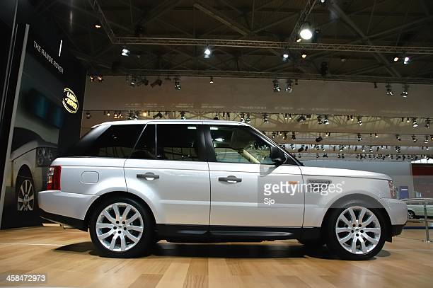Range Rover Sport crossover side view
