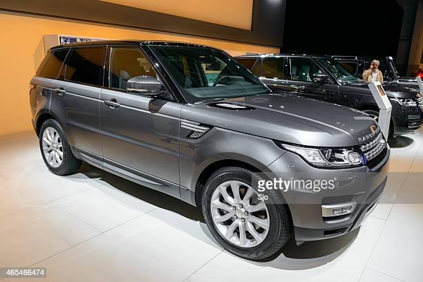 Range Rover Sport luxury SUV