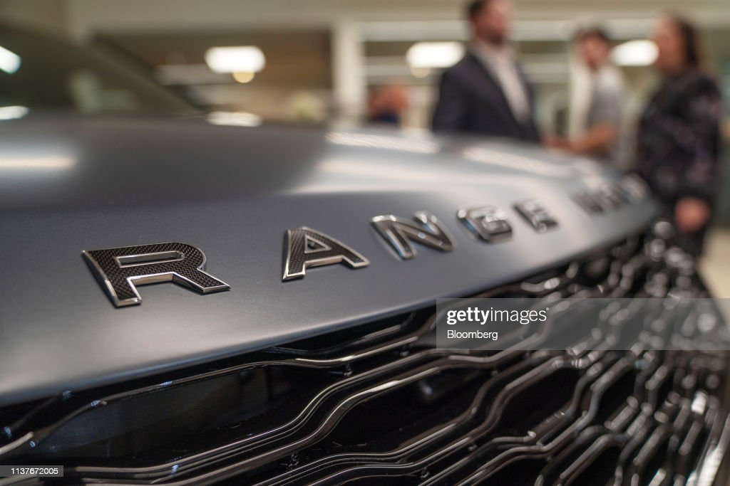 NY: Jaguar Land Rover Reveal Event Ahead Of New York Auto Show