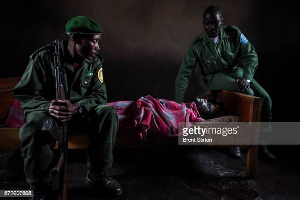 Ranger Kambale Kalibumba was killed by a suspected FDLR rebel soldier who shot the Ranger 5 times at close range At the time the Ranger was in the...