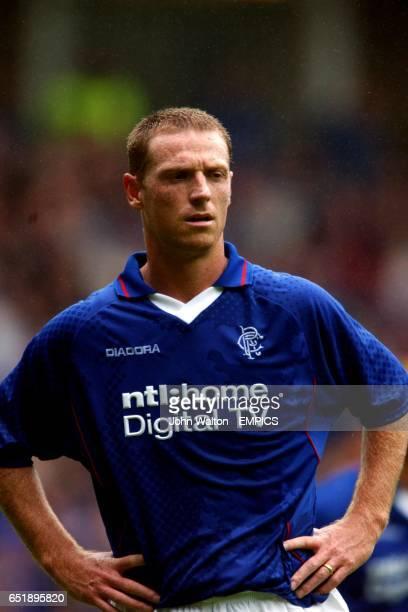 Rangers' Craig Moore