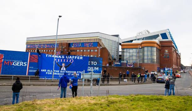GBR: Rangers v St. Mirren - Ladbrokes Scottish Premiership