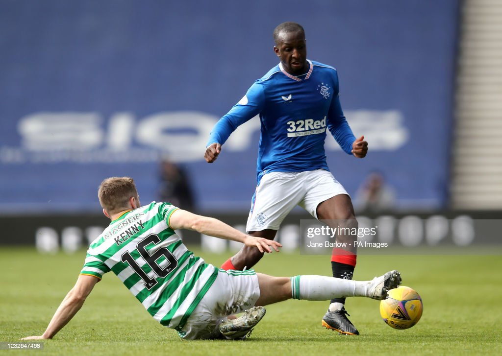Rangers v Celtic - Scottish Premiership - Ibrox Stadium : News Photo