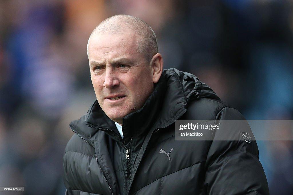Rangers v Inverness - Ladbrokes Scottish Premiership : News Photo