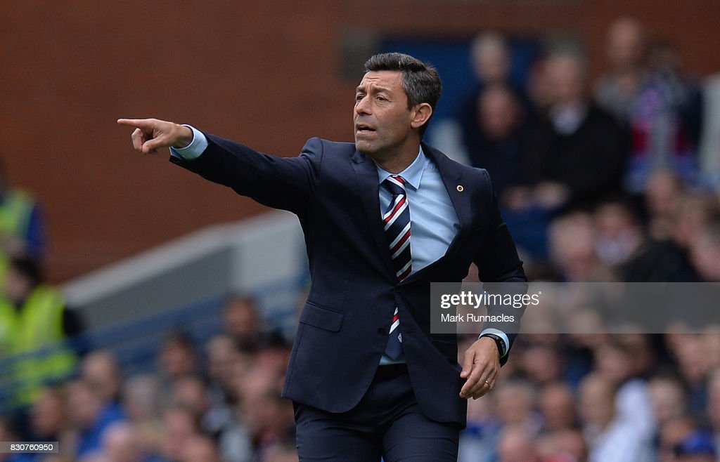 Rangers v Hibernian - Ladbrokes Scottish Premiership : News Photo