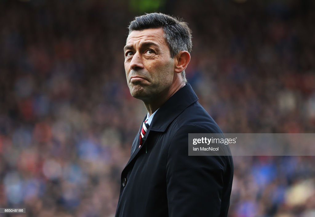 Rangers v Motherwell - Betfred League Cup Semi Final : News Photo