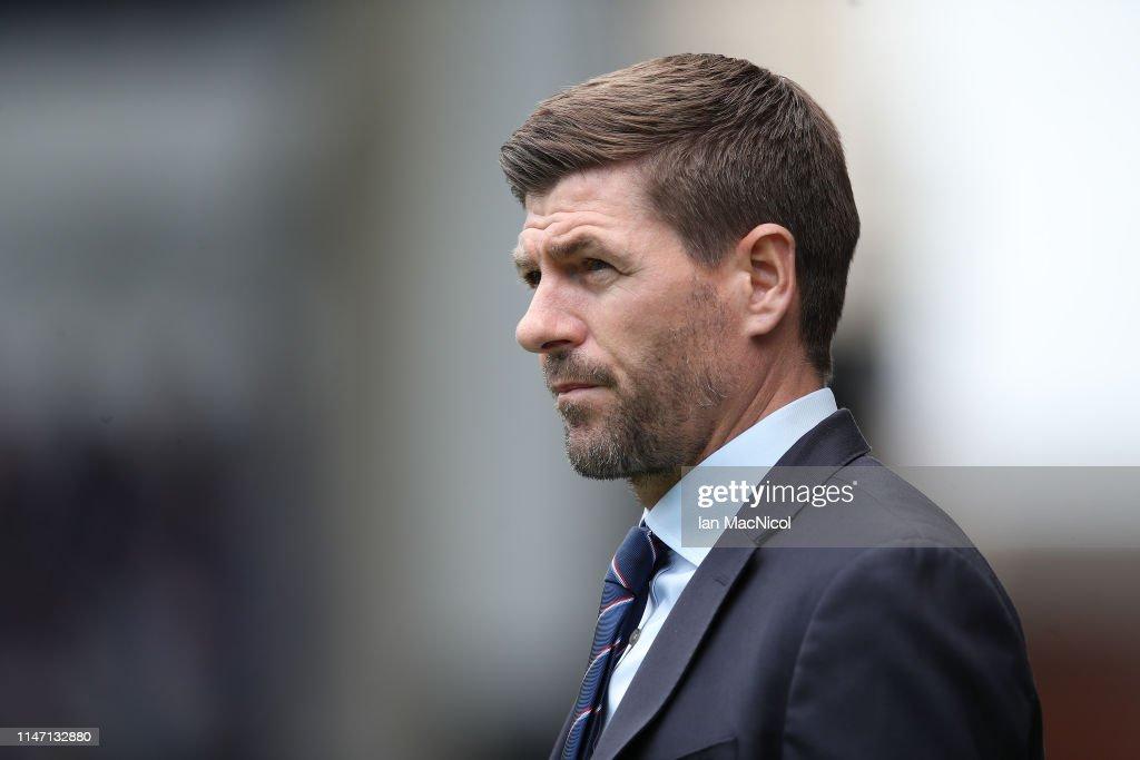 Rangers v Hibernian - Ladbrokes Scottish Premiership : News Photo