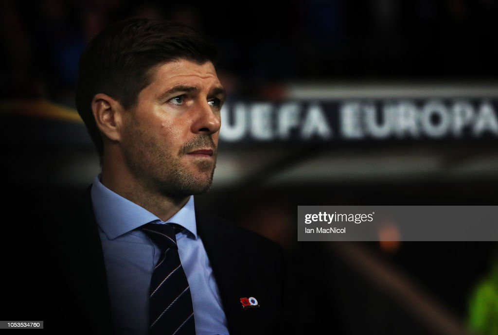 Rangers v Spartak Moscow - UEFA Europa League : News Photo