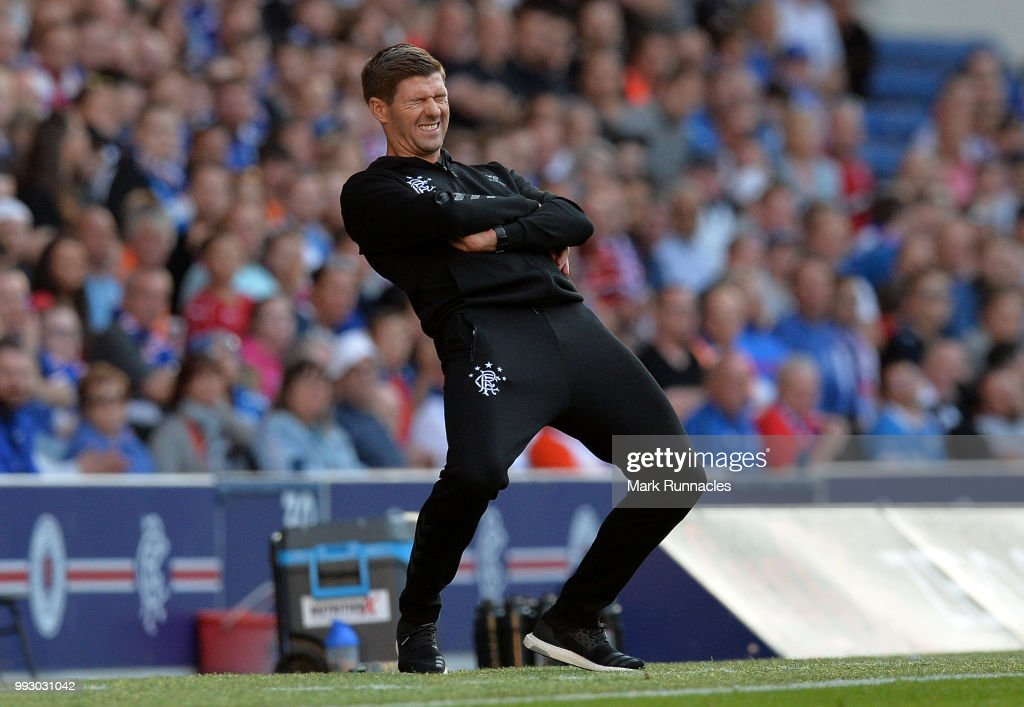 Rangers v Bury - Pre-Season Friendly