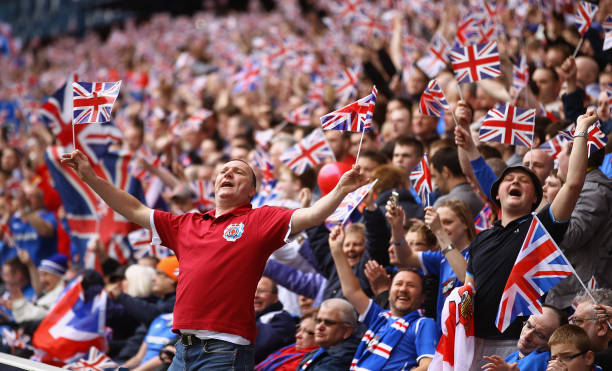 GBR: The Fall and Rise of Rangers