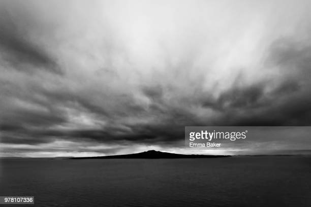 rangitoto - emma baker stock pictures, royalty-free photos & images
