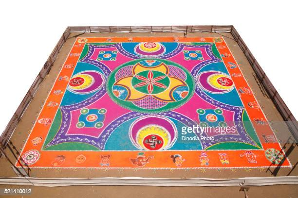 rangoli - rangoli stock pictures, royalty-free photos & images