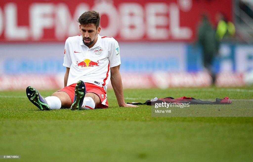 1. FC Nuernberg v RB Leipzig - 2. Bundesliga
