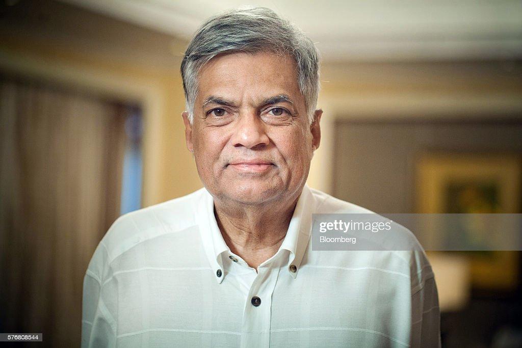 Sri Lanka Prime Minister Ranil Wickremesinghe Interview