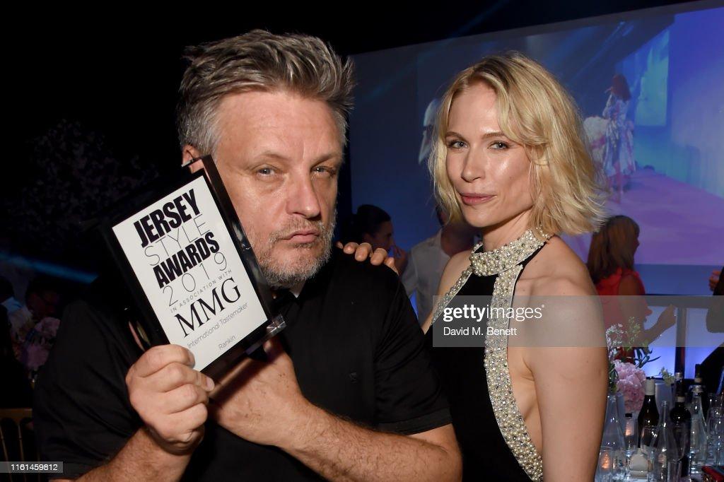 Jersey Style Awards 2019 : News Photo