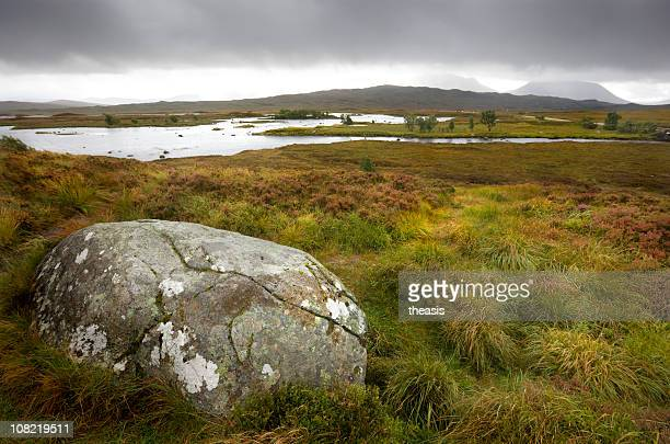 rannoch moor - theasis stock pictures, royalty-free photos & images