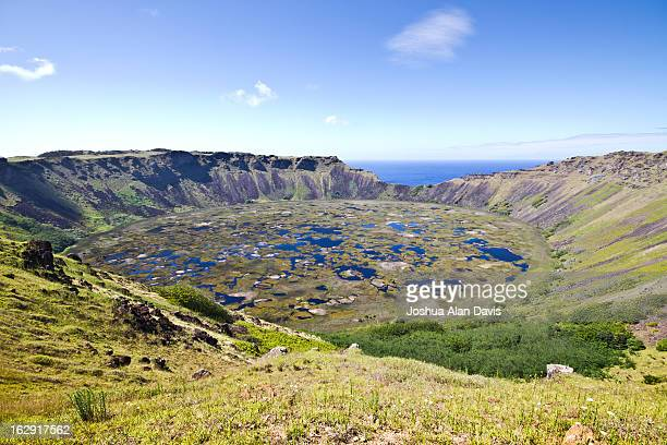 rano kau - joshua alan davis stock pictures, royalty-free photos & images