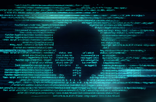 Ransomware And Code Hacking Background 1048265360