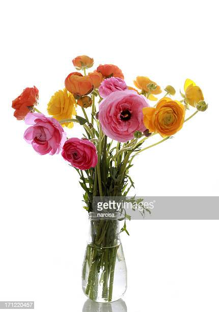 Ranunculus flower bouquet
