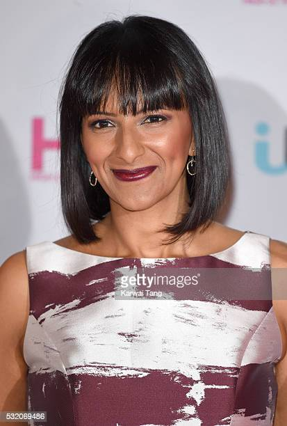 Ranvir Singh attends the Lorraine's High Street Fashion Awards at Grand Connaught Rooms on May 17 2016 in London England