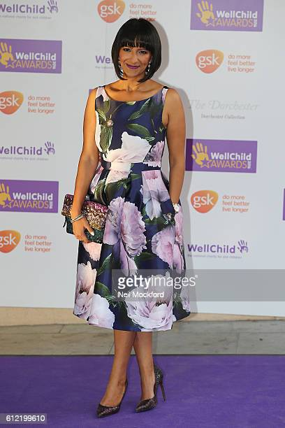 Ranvir Singh attends the WellChild Awards at The Dorchester on October 3 2016 in London England