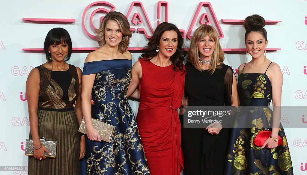 ITV Gala - Red Carpet Arrivals : News Photo