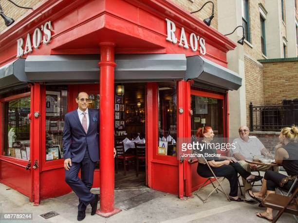 Rao's coowner Frank Pellegrino Jr is photographed for Vanity Fair Magazine on September 6 2016 at Rao's in New York City