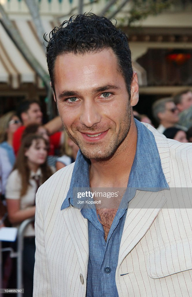 """Raoul Bova during """"Pirates of the Caribbean: The Curse of the Black... News Photo - Getty Images"""